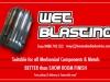 Wet Blasting Townsville