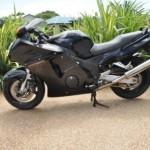 Honda CB1100 XX Super Blackbird