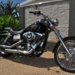 Harley Davidson Wide Glide 2006